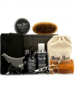 Beard Grooming & Trimming Kit by Beard Baus