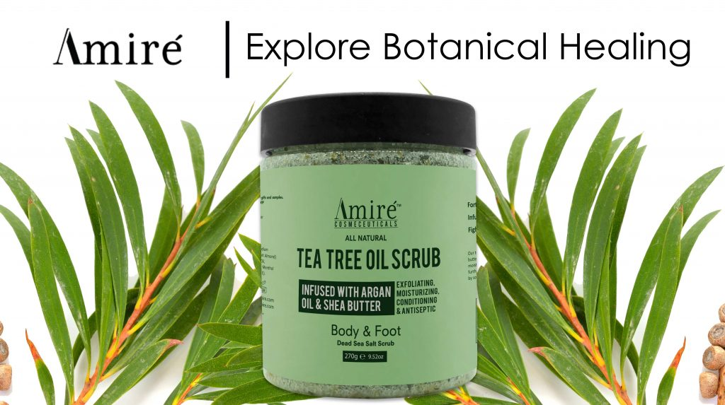 inexpensive tea-tree-scrub argan oil shea butter dead sea salt all natural cheap near me