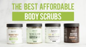 The Best AFFORDABLE Body Scrubs