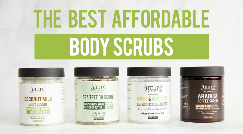 Best Affordable Body Scrubs