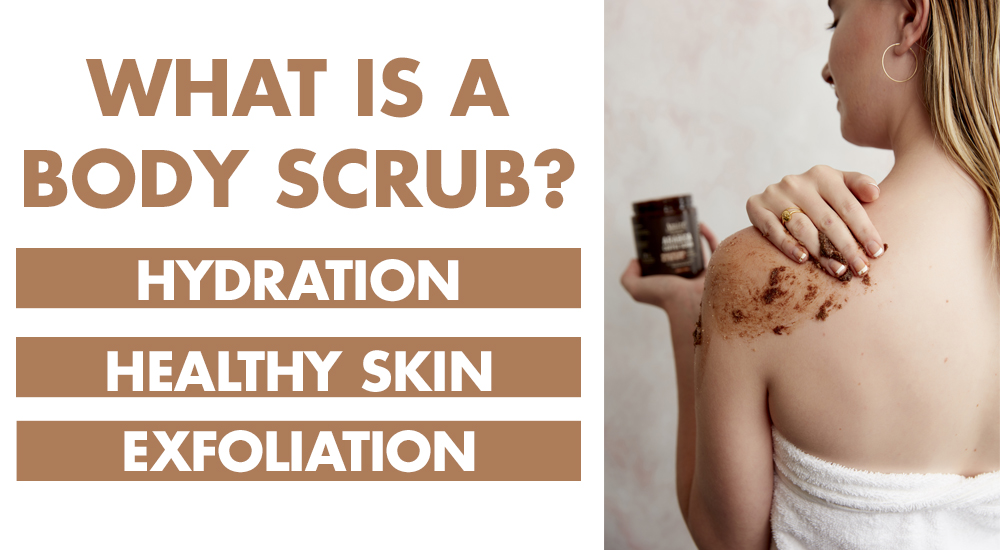 What is a body scrub?