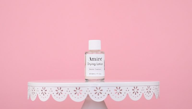 DRYING LOTION PINK BY AMIRE COSMETICS