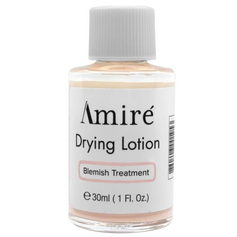 drying lotion for pimples