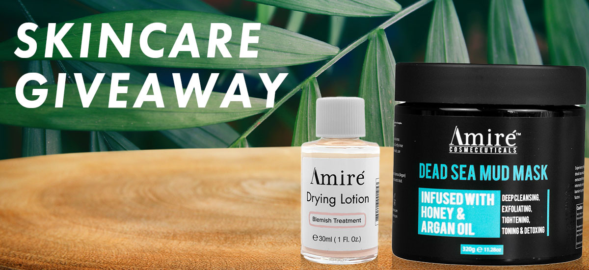SKINCARE GIVEAWAY