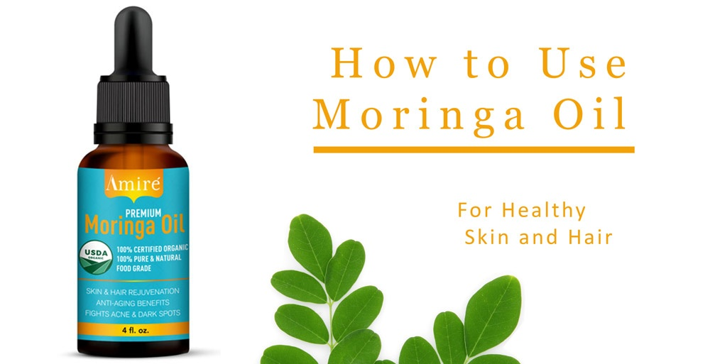 how-to-use-moringa-oil-for hair and skinbanner