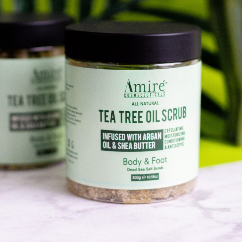 tea-tree-scrub by amire cosmetics