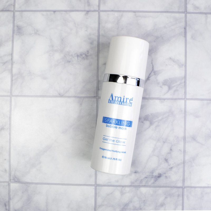 BUBBLE MASK BY AMIRE COSMETICS