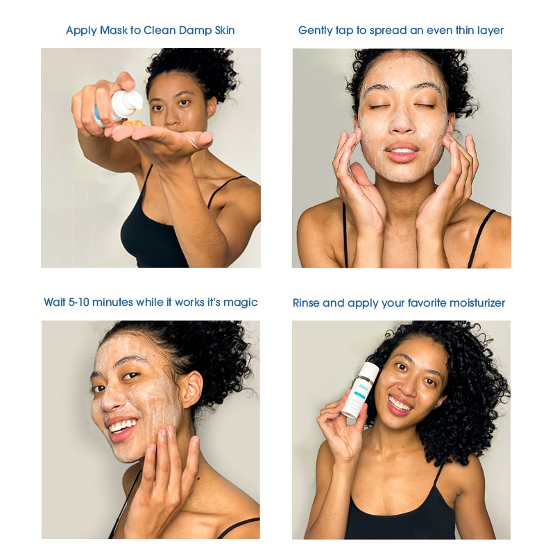how-to-use-bubble-mask--pictorial-skincare-natural-healthy skin-facemask- face-moisturizer