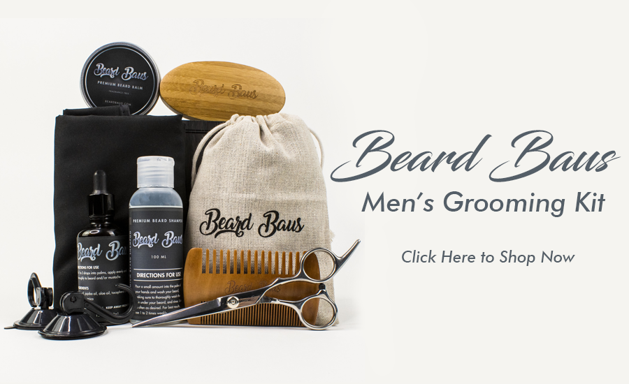Click Here to Shop Our Beard Kit