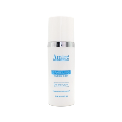 sparkling bubble mask AMIRE COSMETICS
